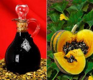 масло из семечек тыквы