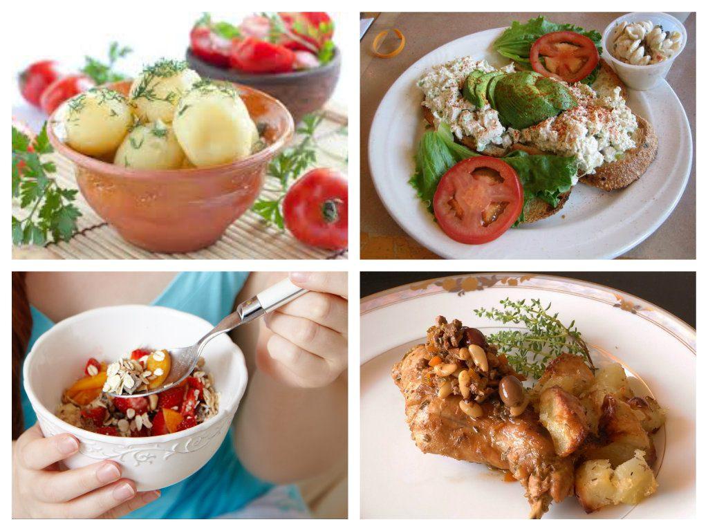 Питание при панкреатите рецепты блюд